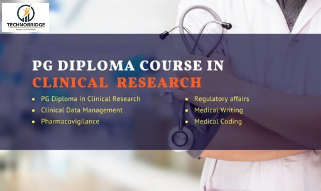 PG Diploma in Clinical Research