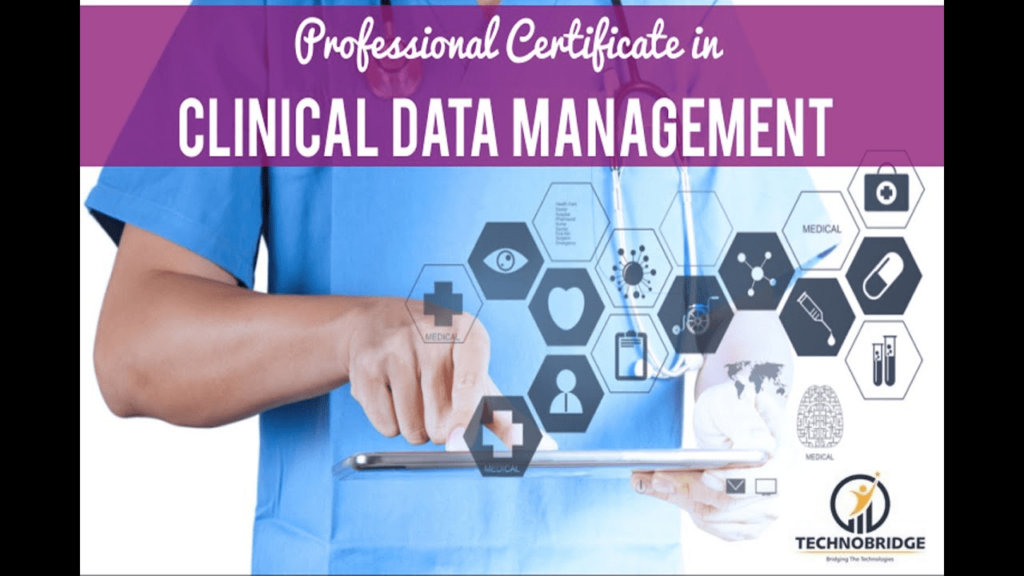 Data Management Courses For Clinical Research